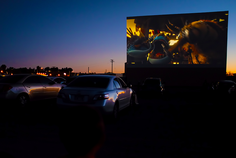 The Tru Vu Drive In
