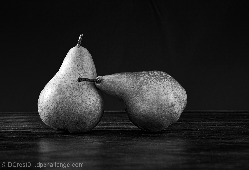 Pears of a Different Color
