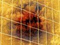 ...God's holy fire As in the gold mosaic of a wall...