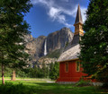 The Chapel at Yosemite