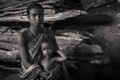 Teenage Mother and Child - INDIA