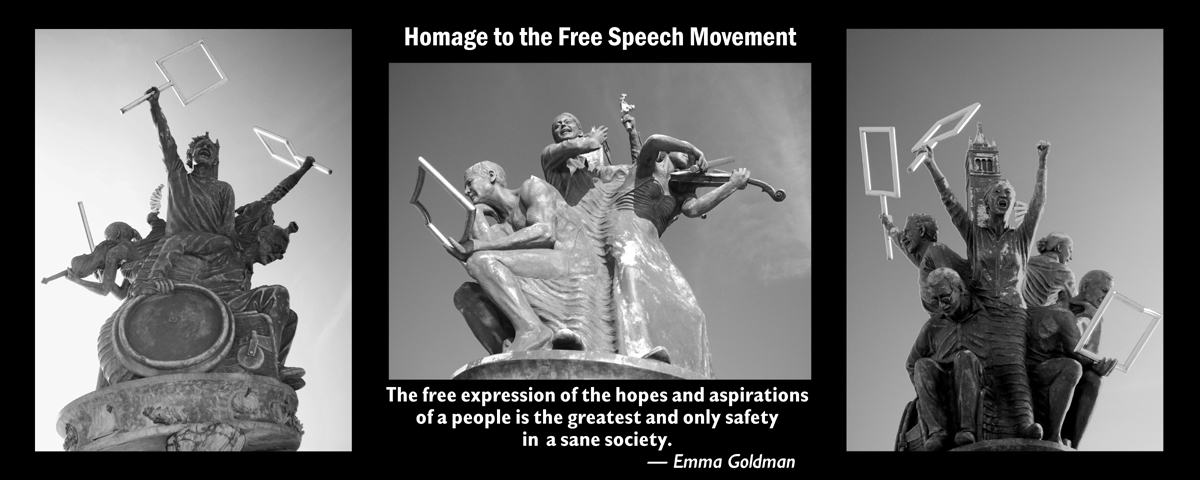 Homage to the Free Speech Movement