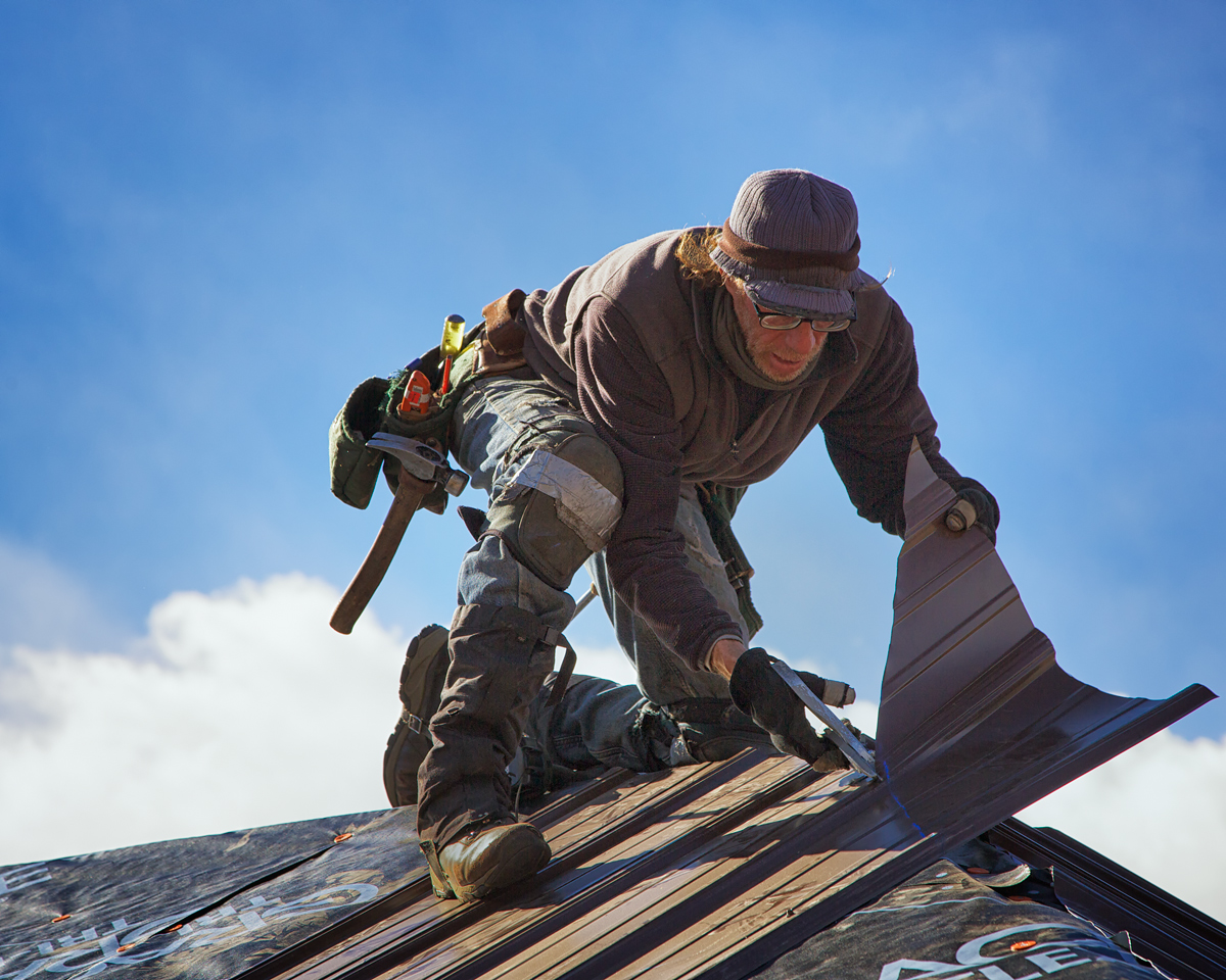 January Roofer