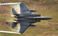 F-15e Strike Eagle at 500feet