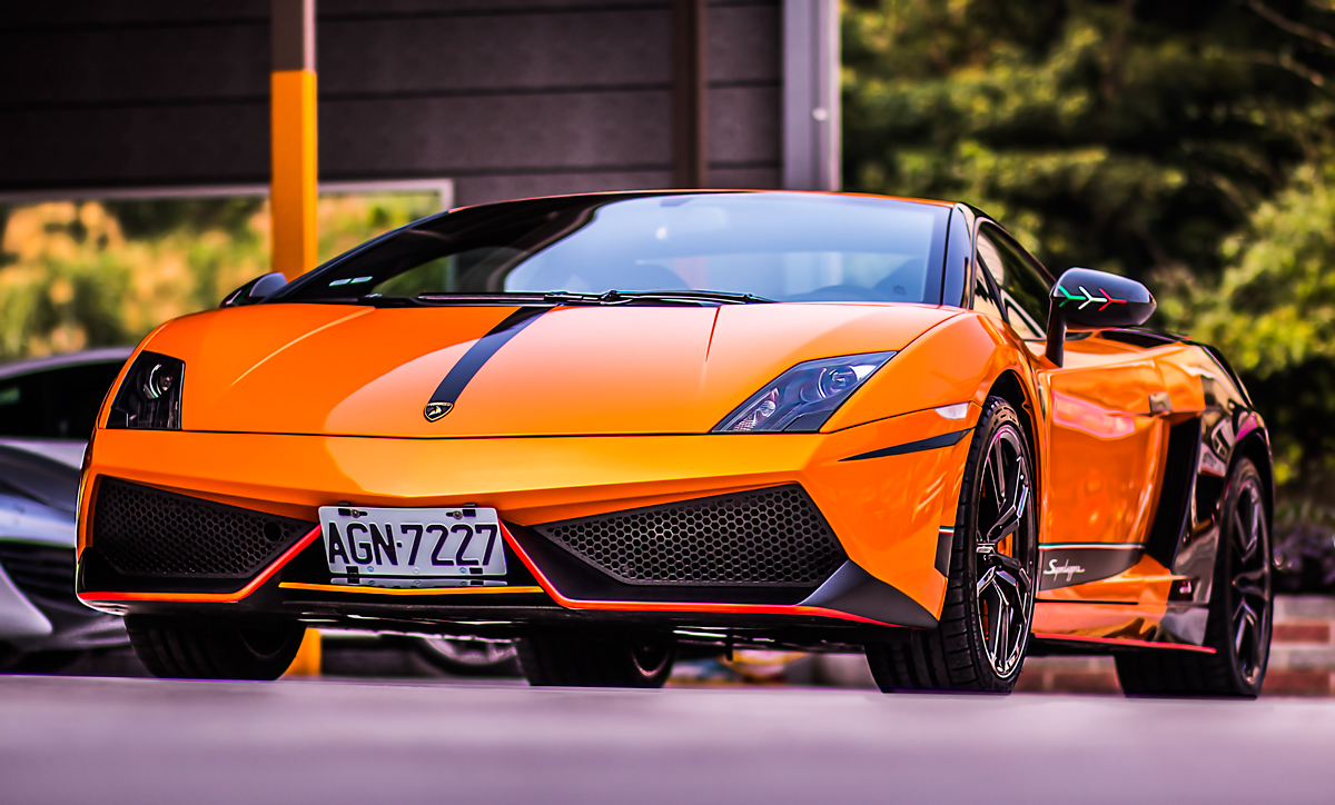 Gallardo Superleggera