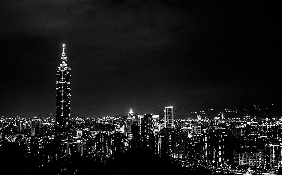 Taipei by Night