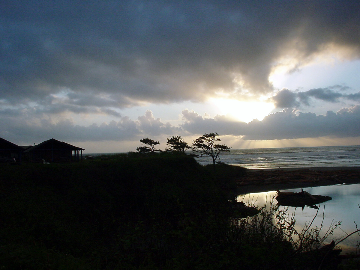 Kalaloch sundown