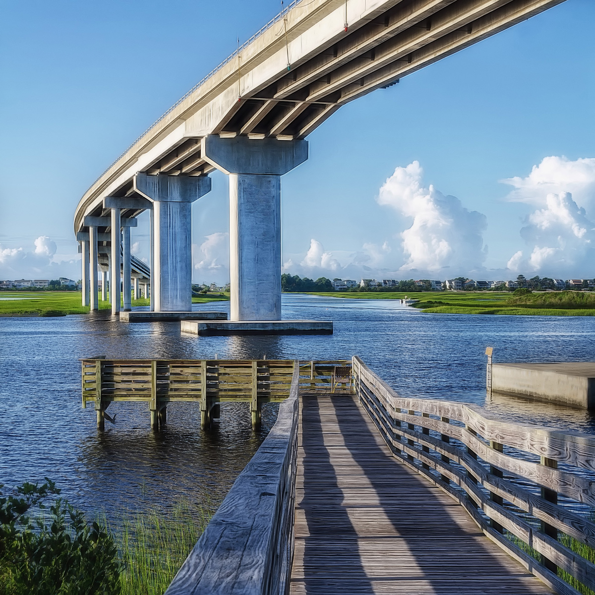 Spanning The Intracoastal