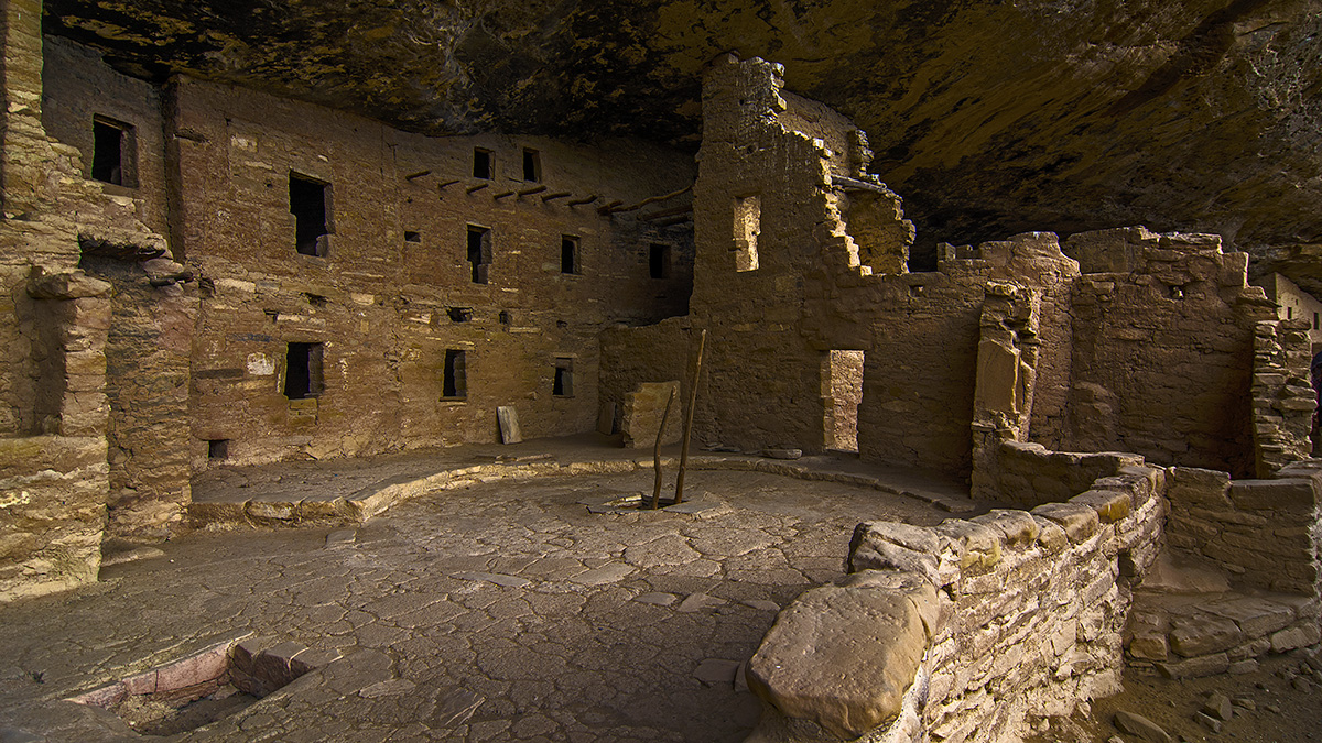 Cliff Dwellings, Mesa Verde National Park