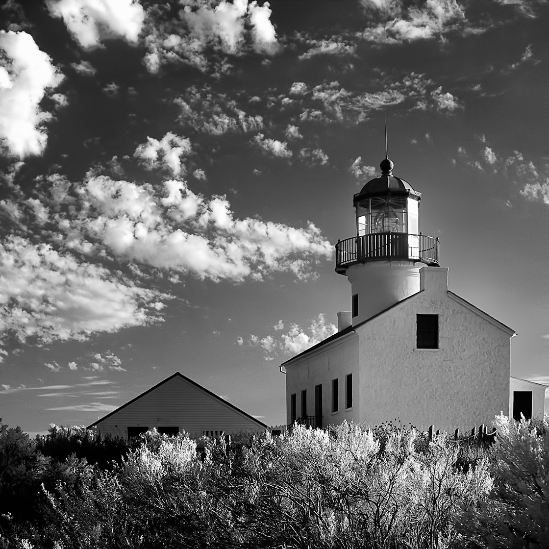 Lighthouse - Cabrillo National Park