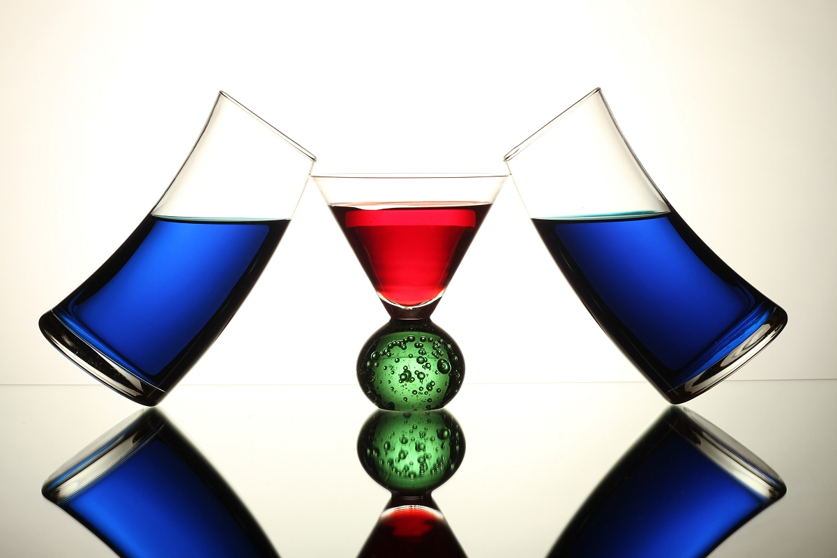 Red, Green, Blue, Balanced