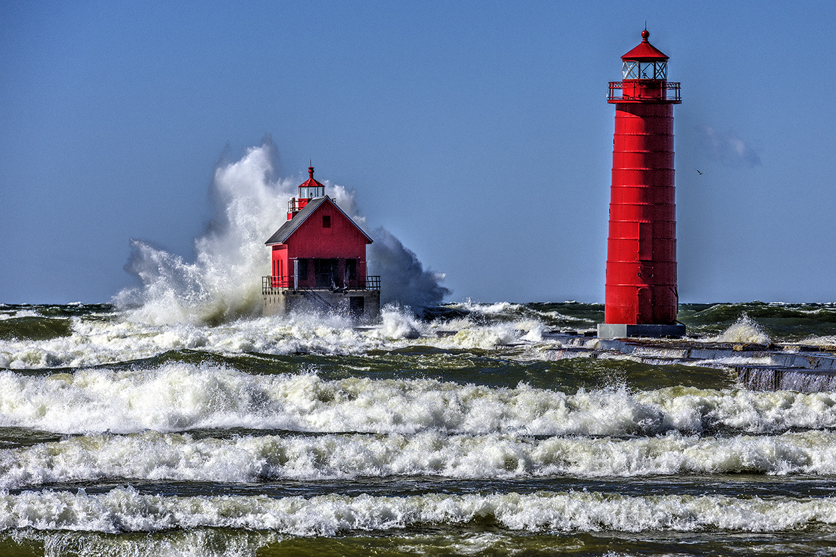 Extreme Wind and Waves