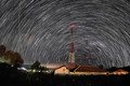 Star trial at Mount Bromo