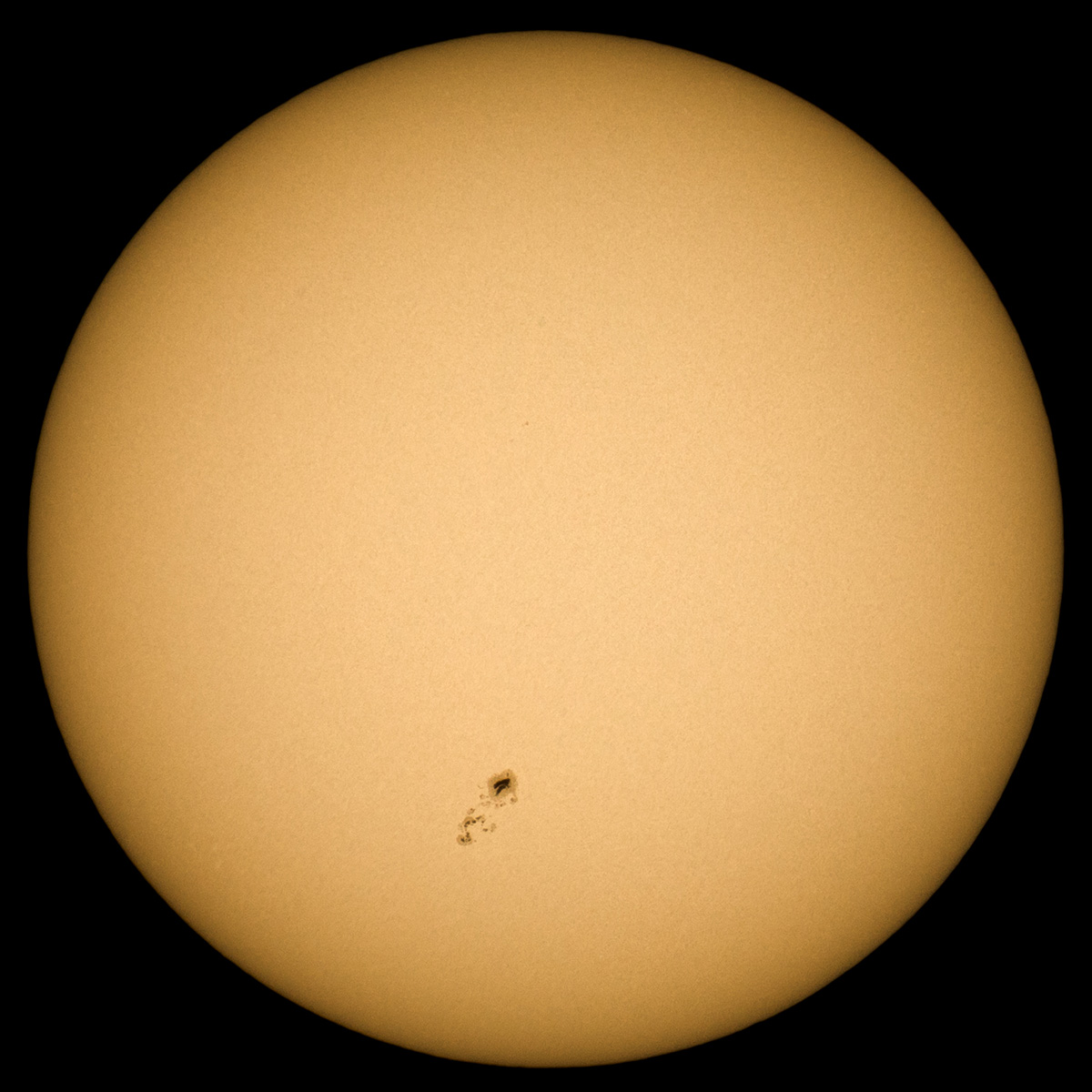 Sunspot AR2665