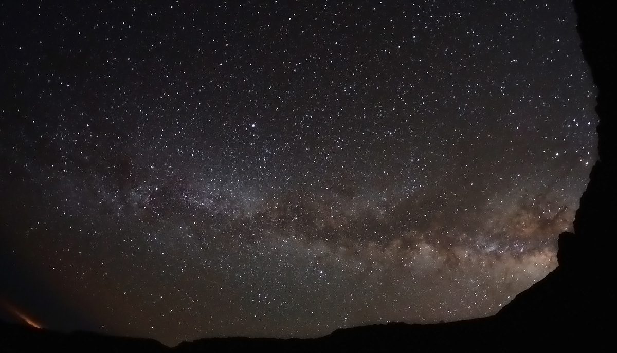 Milky Way and beyond