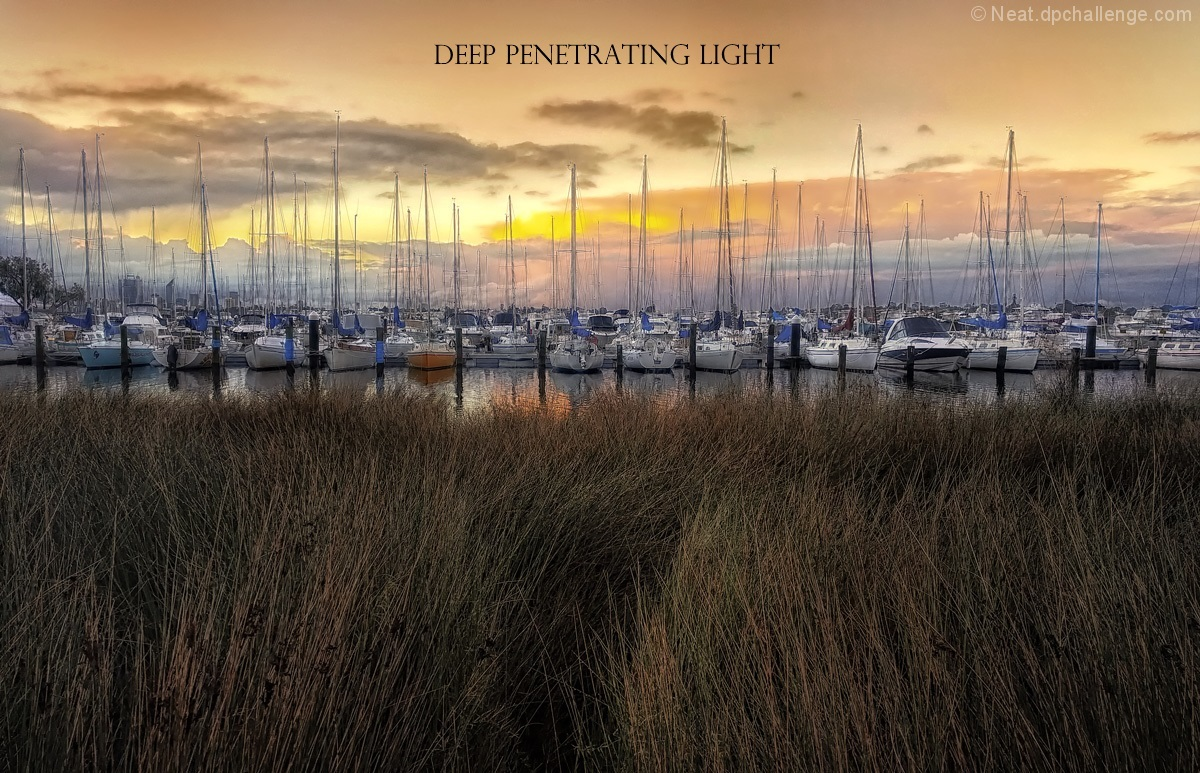 Deep Penetrating Light