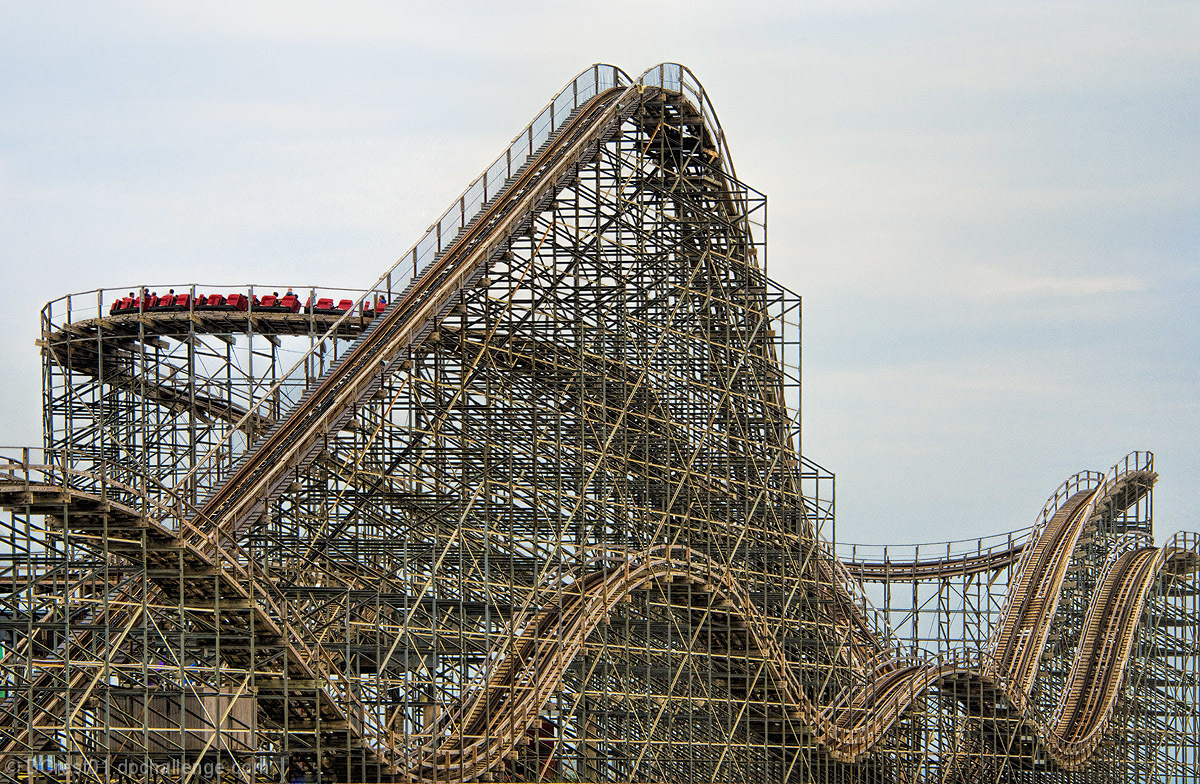The Great White Coaster