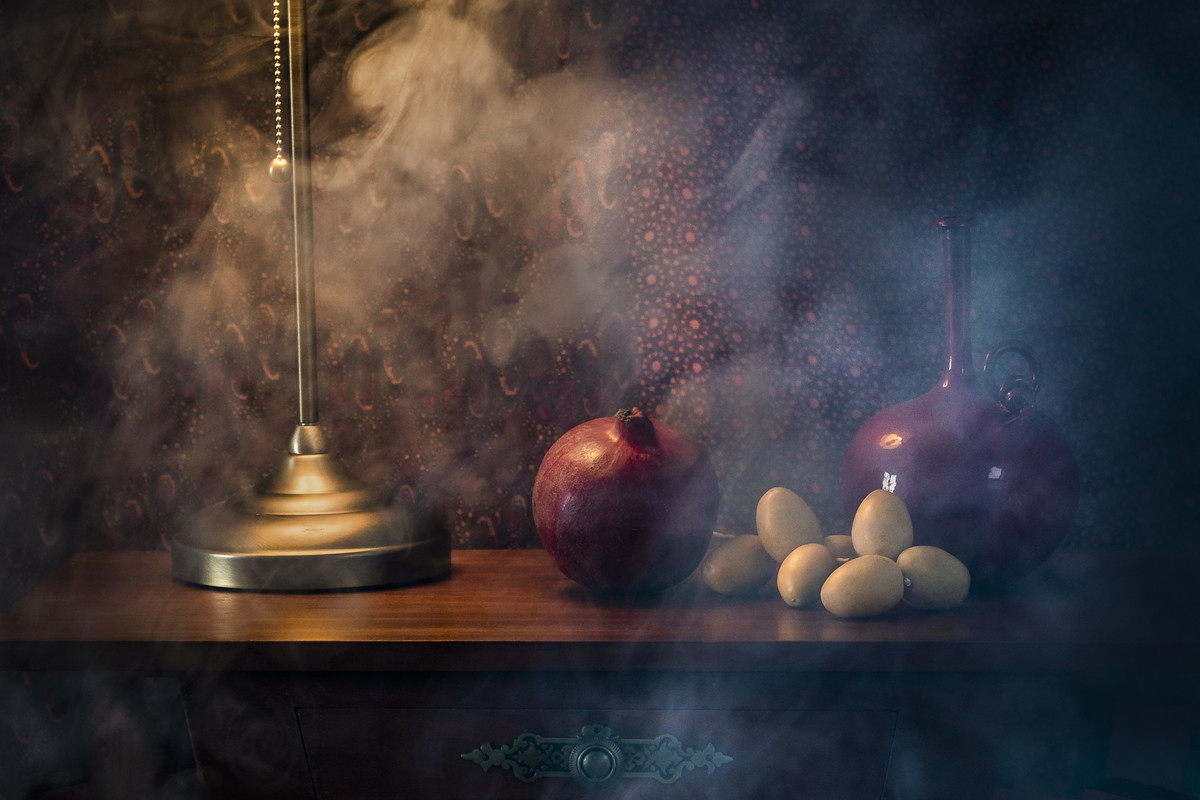 Still Life with Smoke