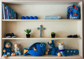 Little Boy's Shelves