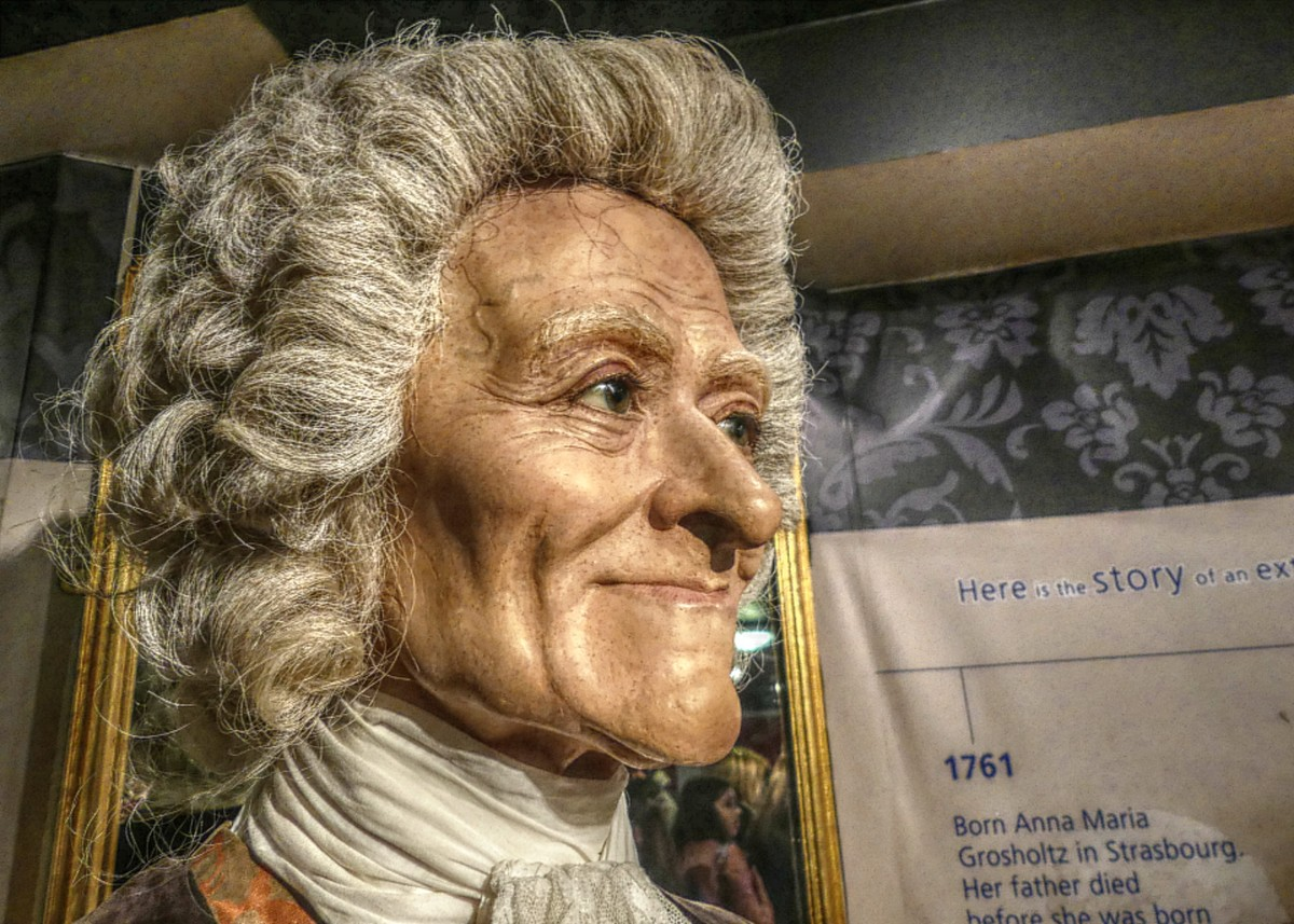 Historic Smile, 1761 Style