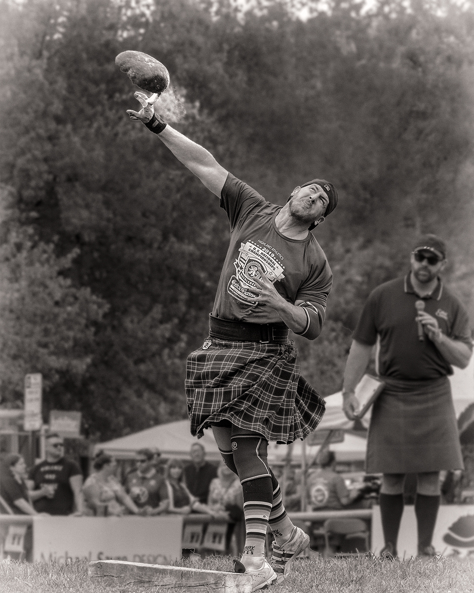 Men In Plaid Skirts Should Throw Stones