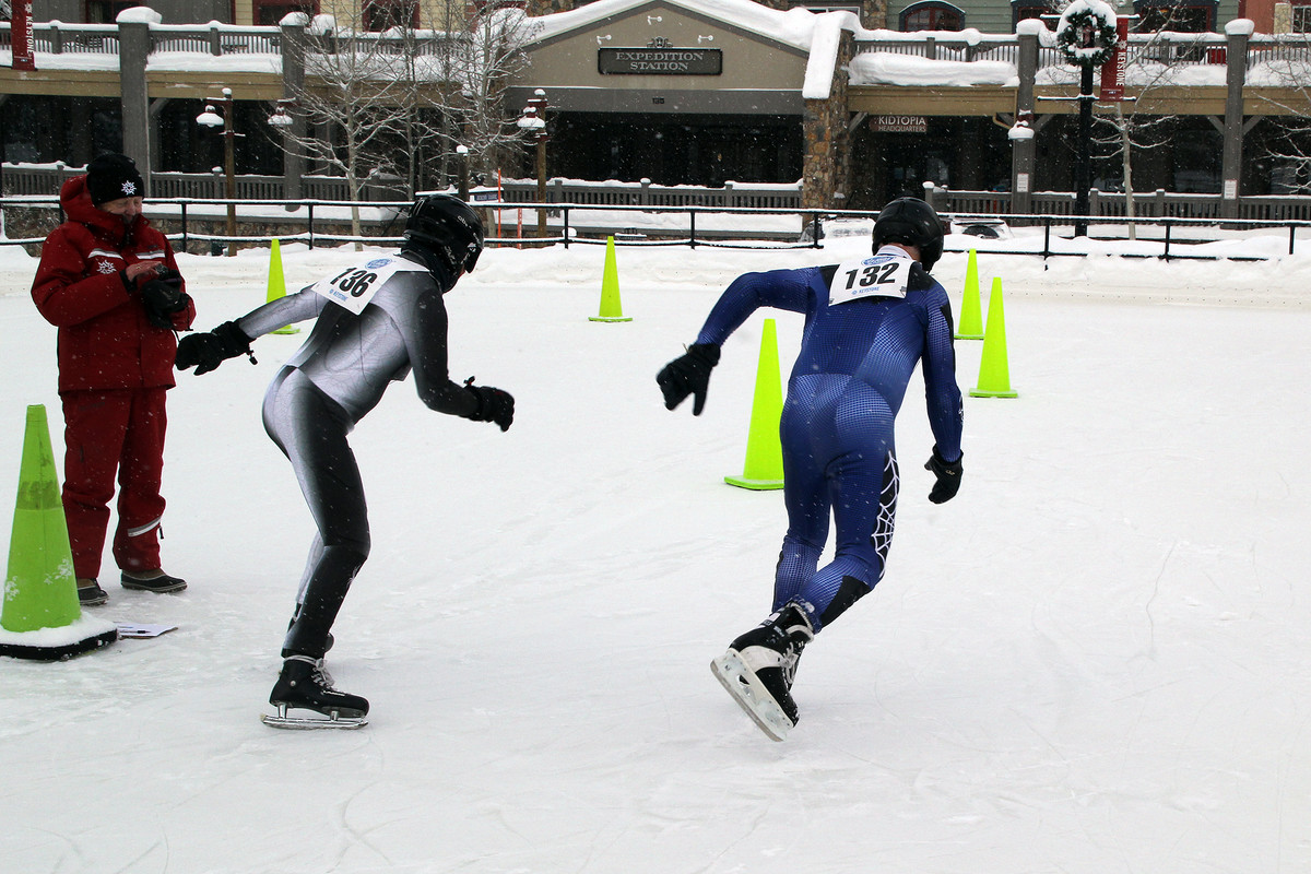 Senior Winter Games 2020 at Keystone