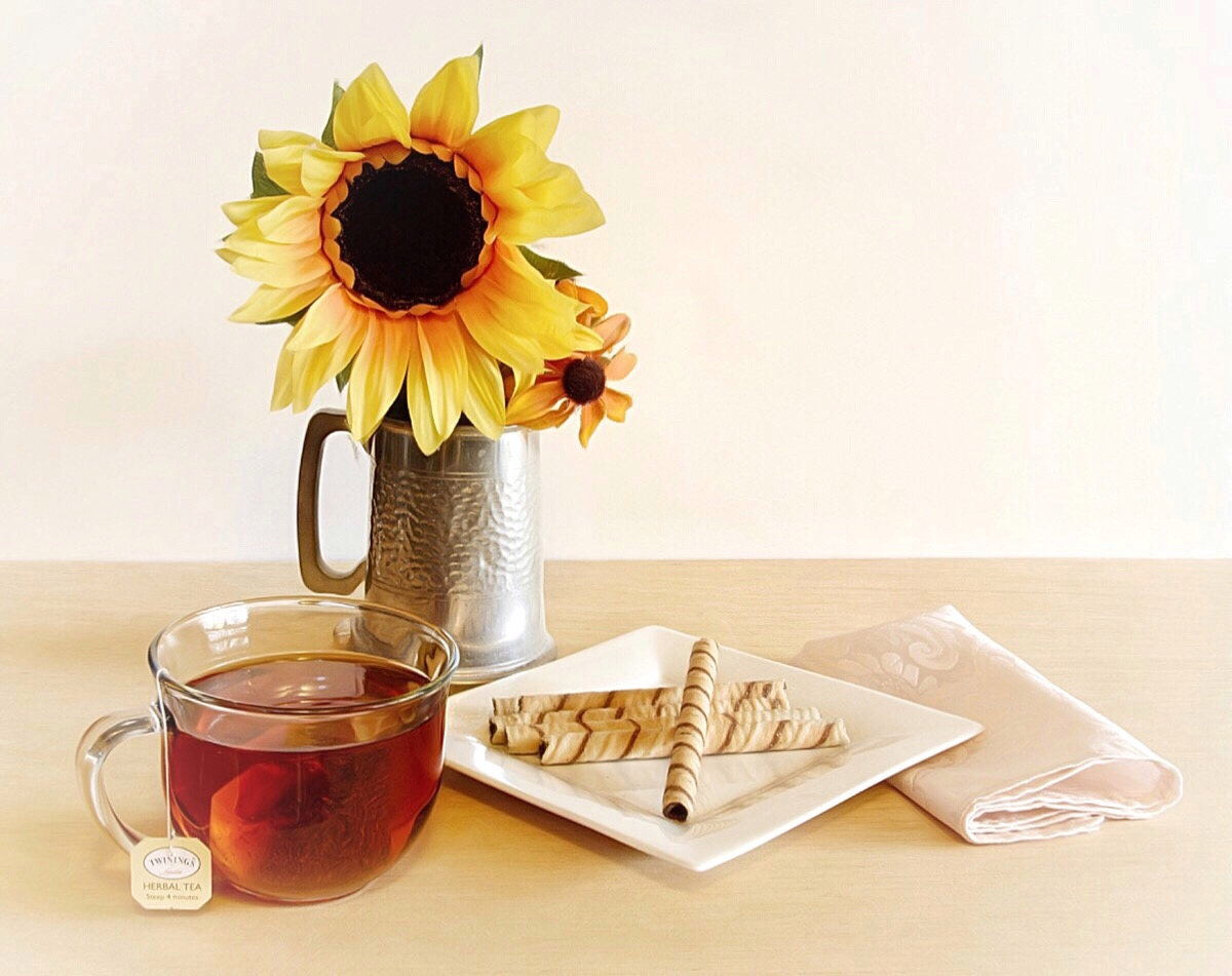 Red Rooibos & Piroulines