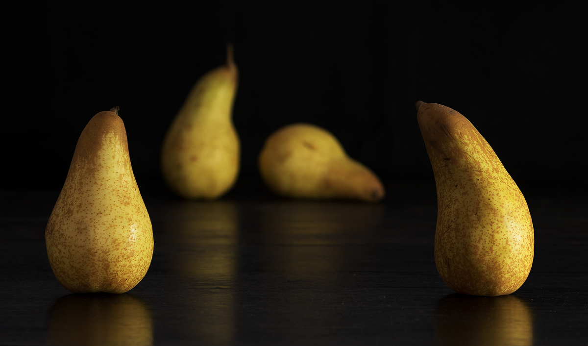 A Pair of Sad Pears