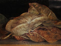 Still Life with Leaves