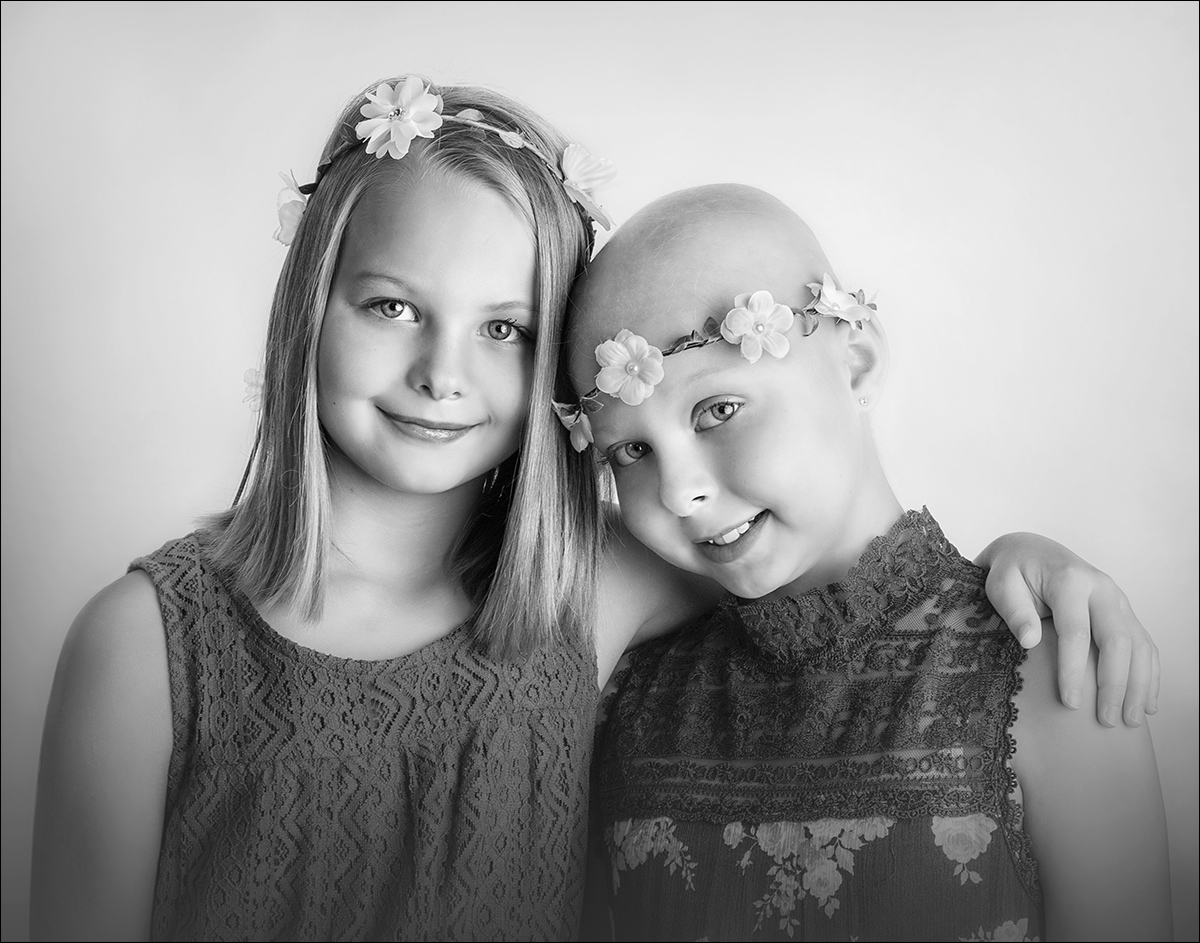 Identical Twins:  DANG IT, Cancer!