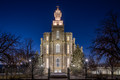 Logan UT Temple
