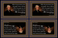 194 Thomas Jefferson on Government (wallet print)