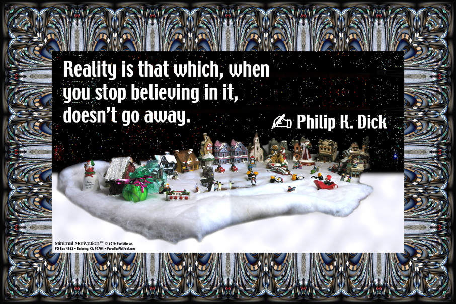 036 Phillip K. Dick on Reality