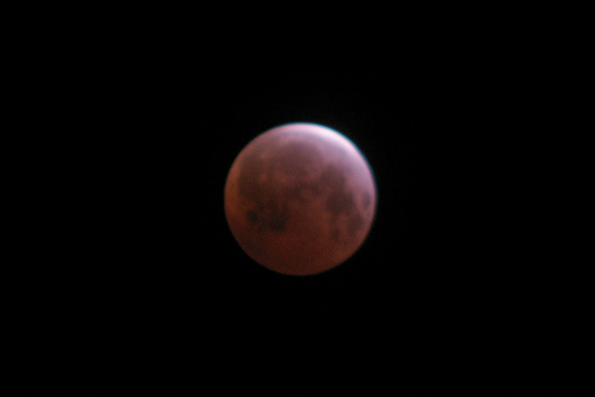 Lunar Eclipse 4/4/2015