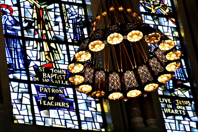Patron of Teachers