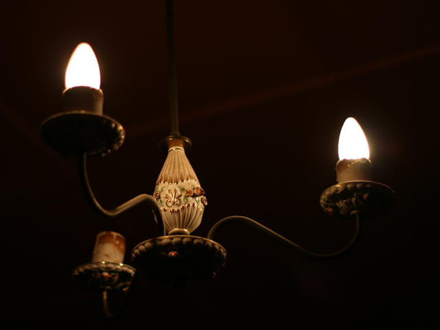 day 2 - light fitting