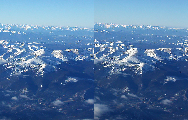 Rockies, Front Range Stereo