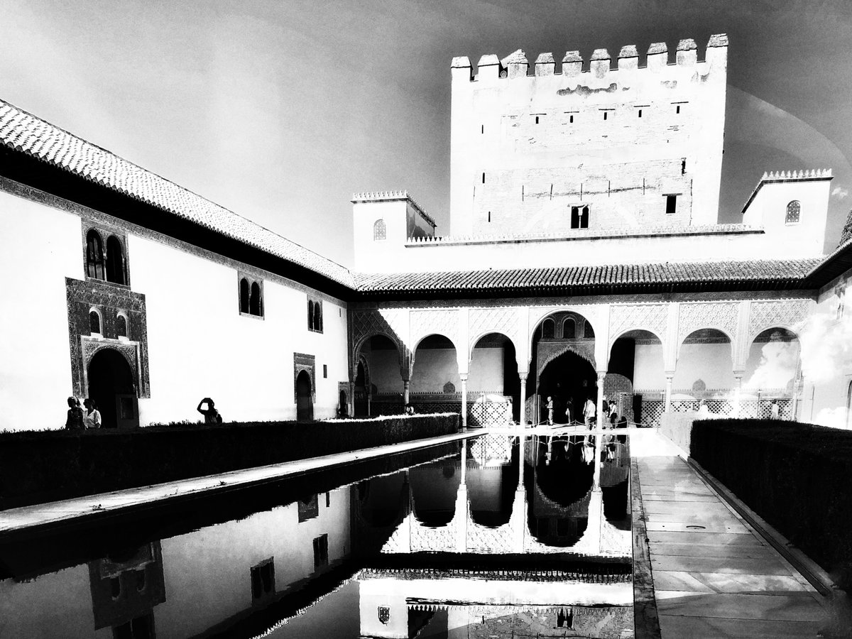 Ghosts at the Alhambra