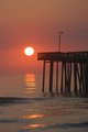 Virginia Beach Pier Sunrise