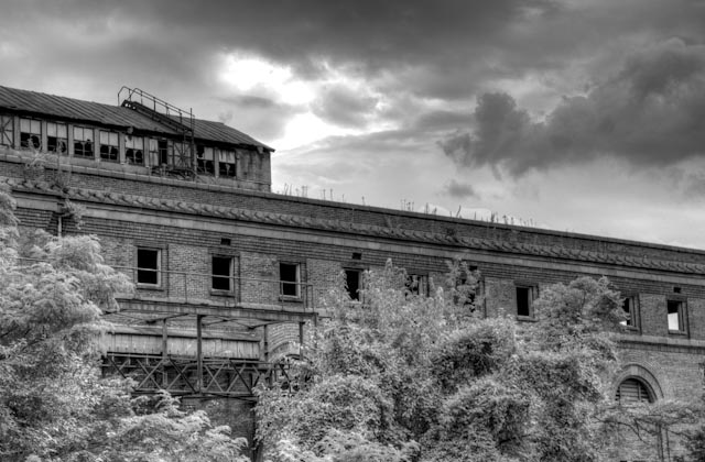 Abandoned Buildings III Outakes - Glenwood Power Station-3