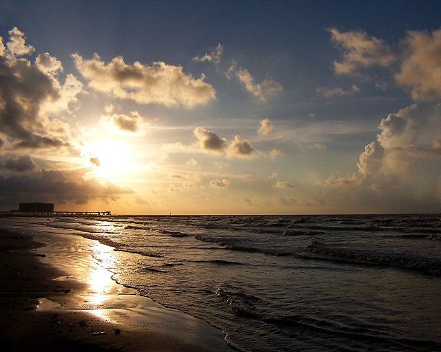 Galveston Sunrise