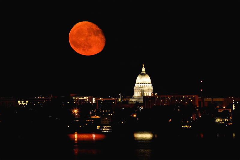 Madison Moonrise