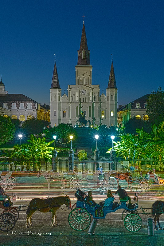 St Louis Cathedral-New Orleans