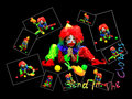Send In The Clowns Montage 30x40