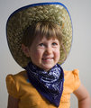 Little Cowgirl II