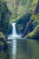Punchbowl Falls, Columbia River Gorge OR