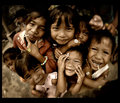 Faces of the Sagkahan Slum, Philippines