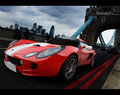 Week 3 - Lotus Elise over Tower Bridge