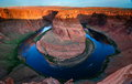 Horseshoe Bend in the Early Morning Light