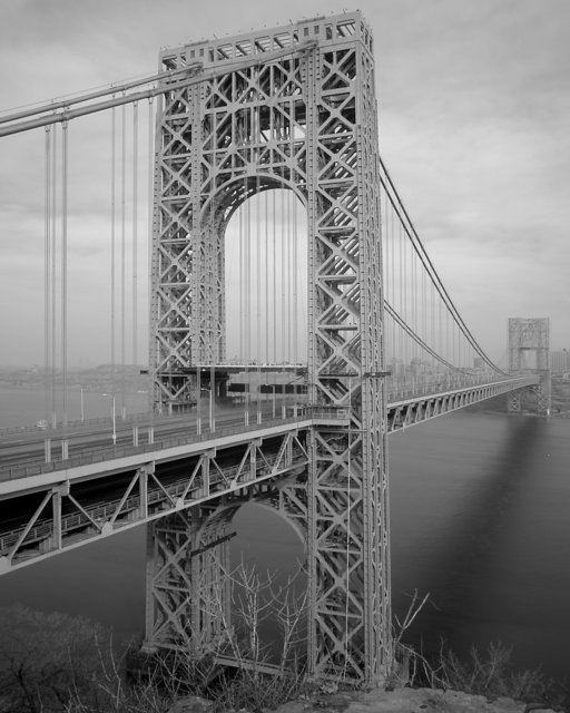 George Washington Bridge / Empty